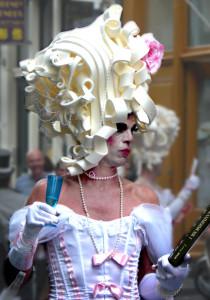 Amsterdam costume