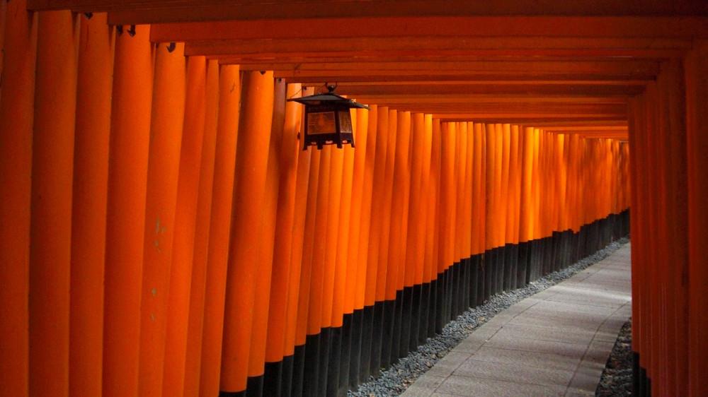 Fushimi Inari path x