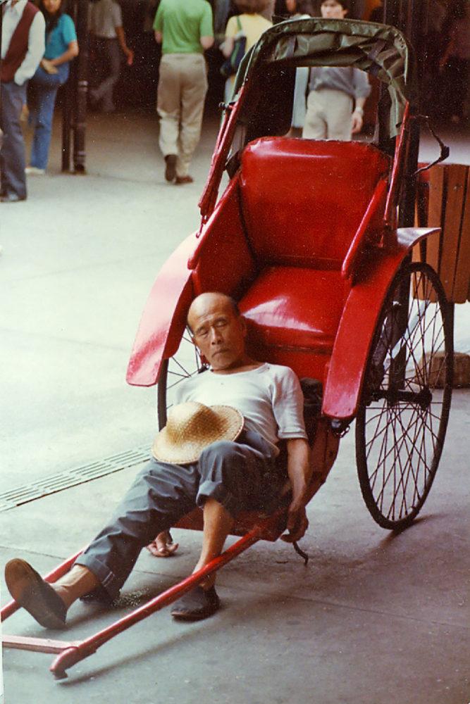 Hong Kong rickshaw nap copy