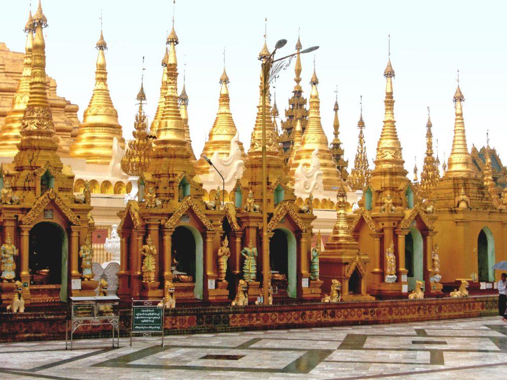 Shwedagon pagoda view 1 copy