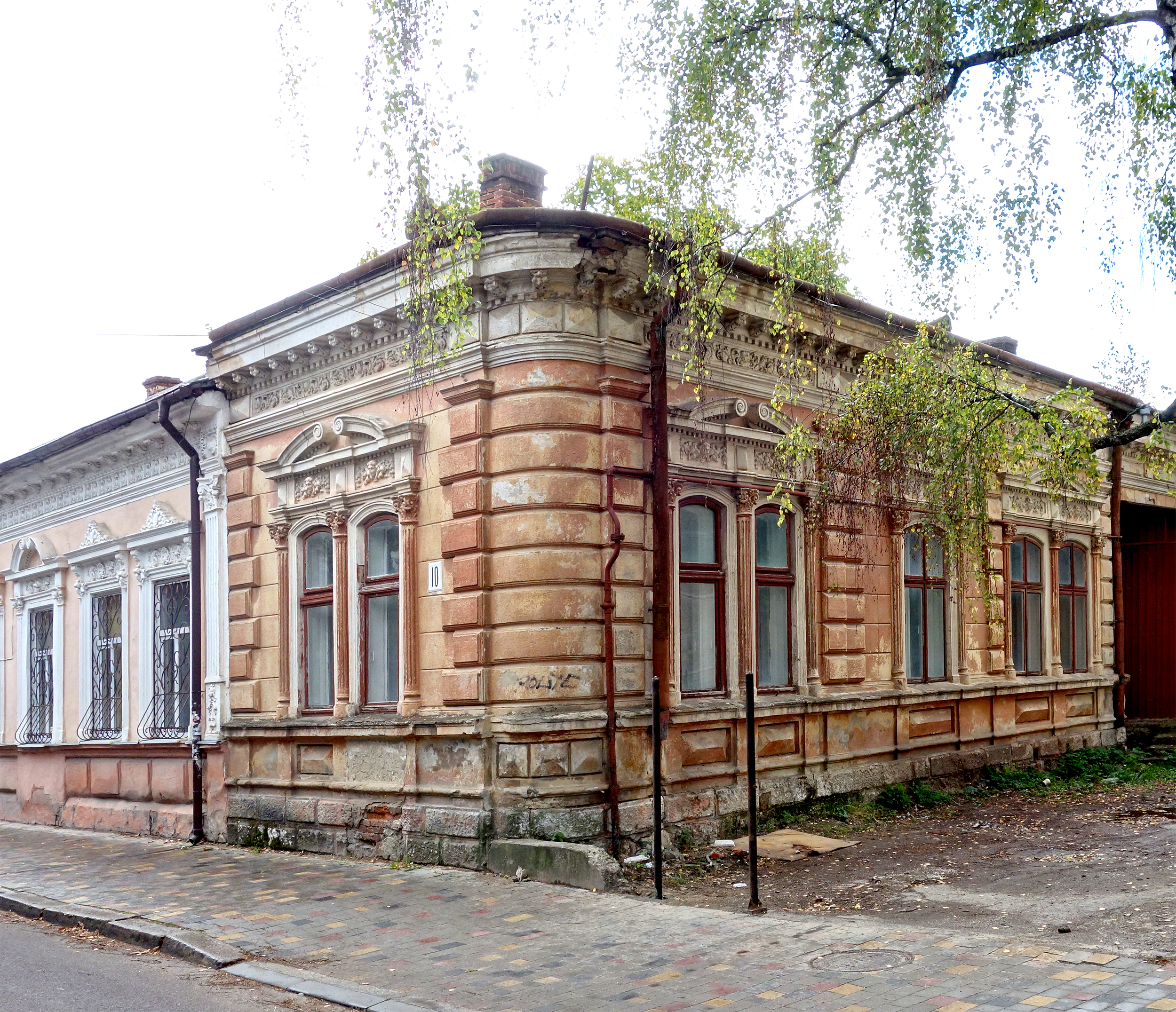 Ivano Frankivsk old house 1
