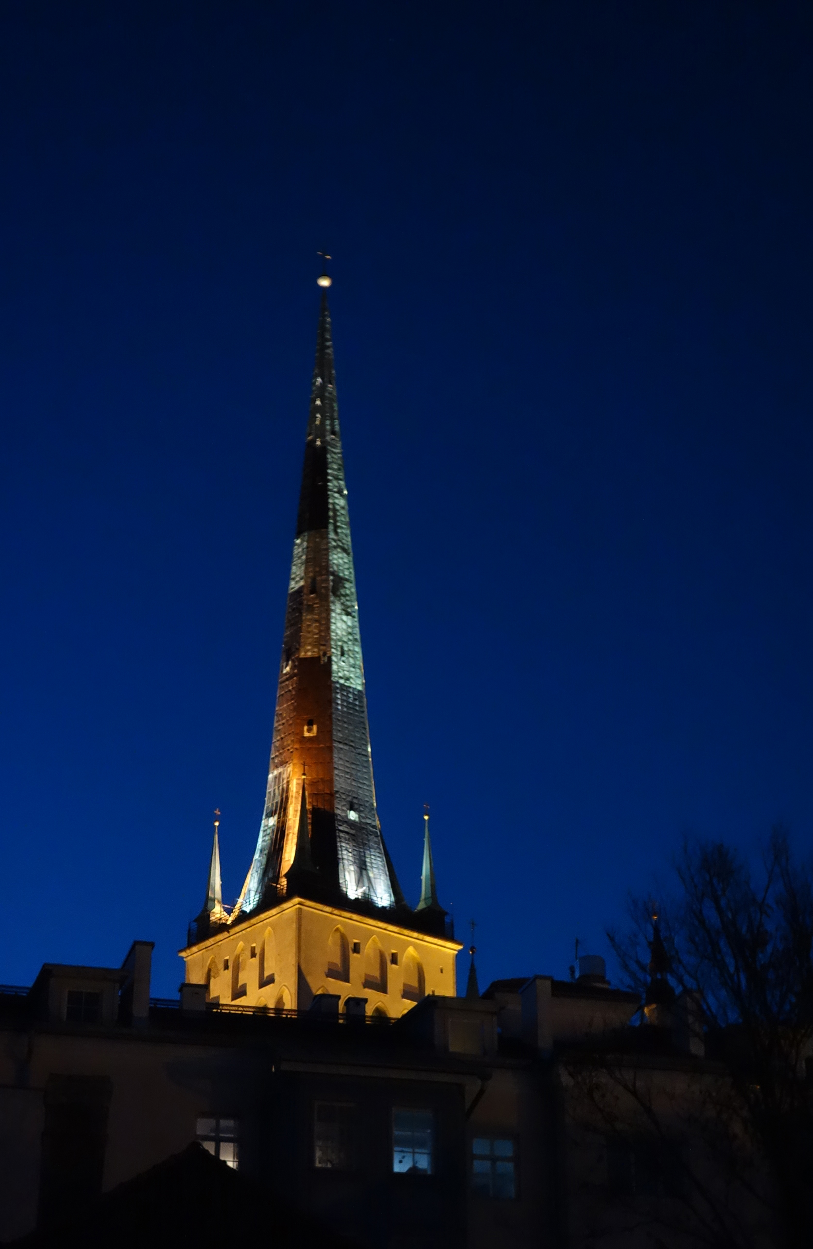 Tallinn cathedral